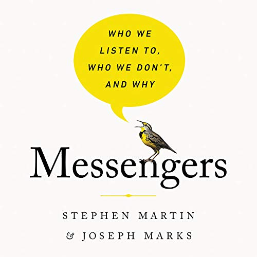 Messengers  By  cover art
