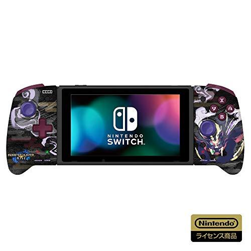 【任天堂ライセンス商品】モンスターハンターライズ グリップコントローラー for Nintendo Switch 【Nintendo Switch対応】