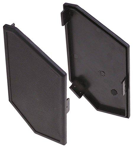 Roller-Grill Paire de panneaux latéraux pour friteuse FD120R pour radiateur
