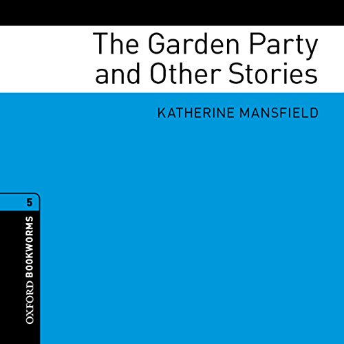 The Garden Party and Other Stories (Adaptation) audiobook cover art