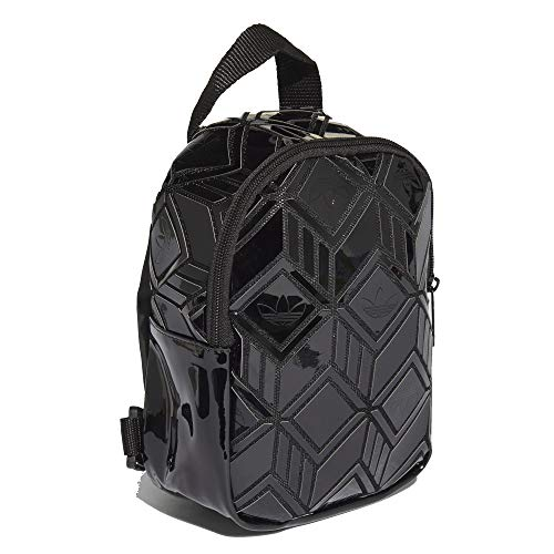 adidas 3D Mini Backpack Rucksack (one size, black)
