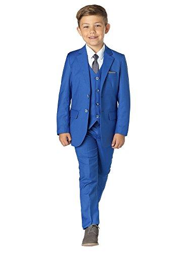 Paisley of London - Traje - para niño - Azul, Azul, 1 years