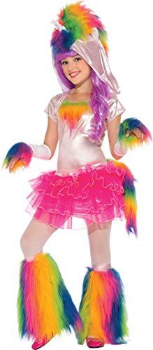 Rainbow Unicorn Tutu Costume, Small