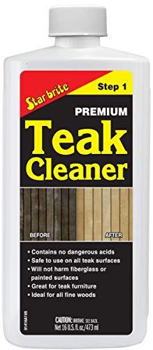 STAR BRITE Teak Cleaner, 16 oz