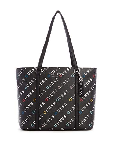 GUESS Factory Alastair Logo Printed Carryall