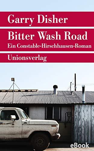 Bitter Wash Road: Kriminalroman (metro)
