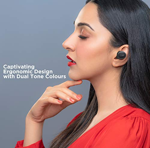 boAt Airdopes 171 Bluetooth Truly Wireless Earbuds with Mic(Active Black)