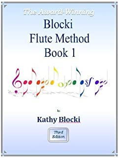Blocki Flute Method Book 1 (student book) (Student Book 1)