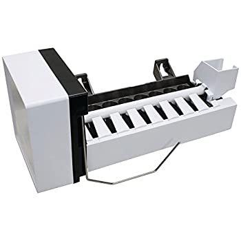 KITCHEN BASICS 101  241798224 Ice Maker Replacement for Electrolux & Frigidaire Refrigerators 241642511 241798201