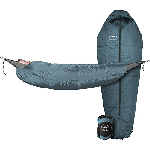 Outdoor Vitals StormLight 30 Degree MummyPod Sleeping Bag For Hammock