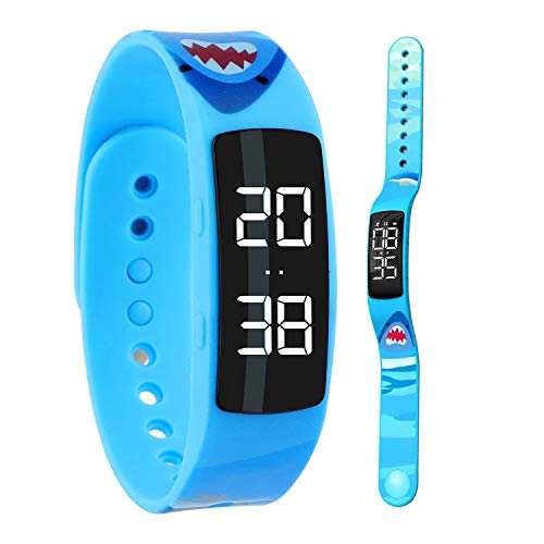 ROBOTE Fitness Tracker,Activity Tracker Watch Waterproof Fit Smart Watch with Step Tracker Calorie Counter for Kids Women Men…