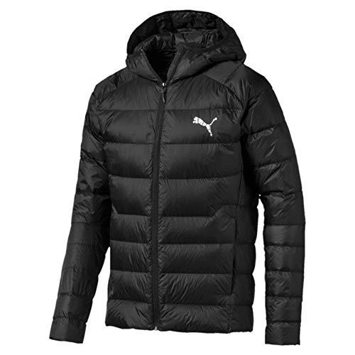 PUMA Herren PWRWarm packLITE HD 600 DOWN Jacket Daunenjacke, Black, L