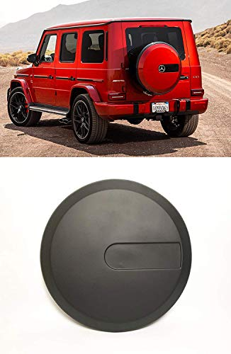 kit-car W463 G Wagon Spare Tire Cover - Spare Tyre Lid - Spare Tyre Cover for G-Class G63 AMG Mercedes-Benz G500 G55 G65 AMG fits W463 1990-2018 Years of Production
