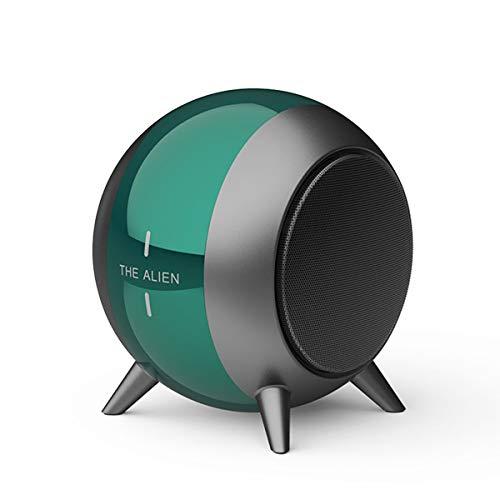T-Buy Tragbarer Bluetooth-Lautsprecher,Wireless Lautsprecher,Tragbarer kabelloser Outdoor Mini Lautsprecher mit HiFi-Klangqualität,Echtzeit-Sprache,6H-Spielzeit,für zu Hause,Im Freien und Auf Reisen