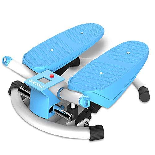 YUHAIJIE Stepper Paso a Paso máquina de pérdida de Peso silencioso Escalador Mini Equipo de Fitness Pedal máquina-Pedal Machine