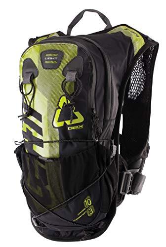 Leatt DBX Cargo Tasche von Hydratation Unisex Erwachsene, schwarz/Lime