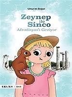 Zeynep Ile Sinco Afrodisyas'i Geziyor