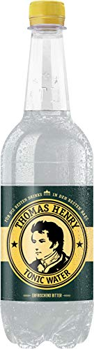 Thomas Henry Tonic Water EW, 6er Pack, EINWEG (6 x 750 ml)