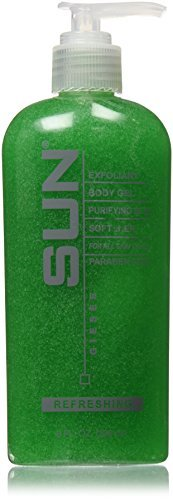 Sun Laboratories Exfoliant Body Gel Purifying Skin Softener - 240ml by Sun Laboratories