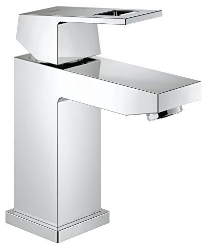 Grohe Eurocube - Grifo de lavabo, caño estándar (1/2