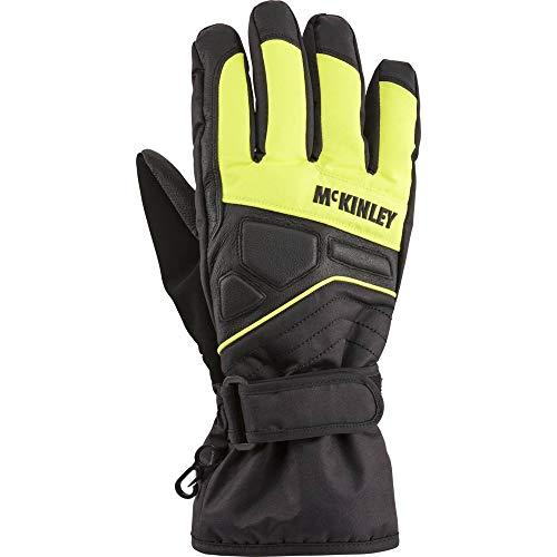 McKINLEY Herren Morrello Handschuhe, Green Lime/Black Night, 8