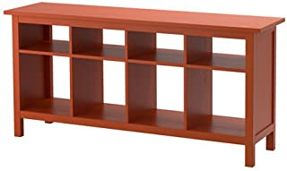 Ikea Sofa table, red-brown 628.82920.1034
