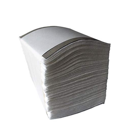 Artibetter 300 Pz Garza Medica Non Tessuto Garza Spugna Garza Pad Tamponi di Cotone Sterili per Il Primo Soccorso Ferite Sterilizzazione Telefono Cellulare Chiodo