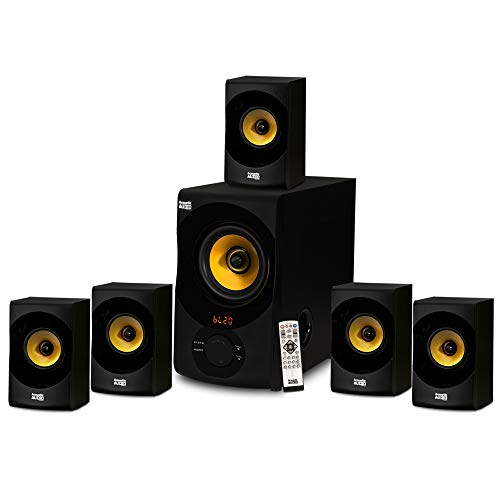 Acoustic Audio AA5170 5.1 Channel Home Theater