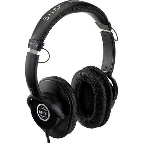 Senal SMH-500 Closed-Back Professional Monitor Headphones