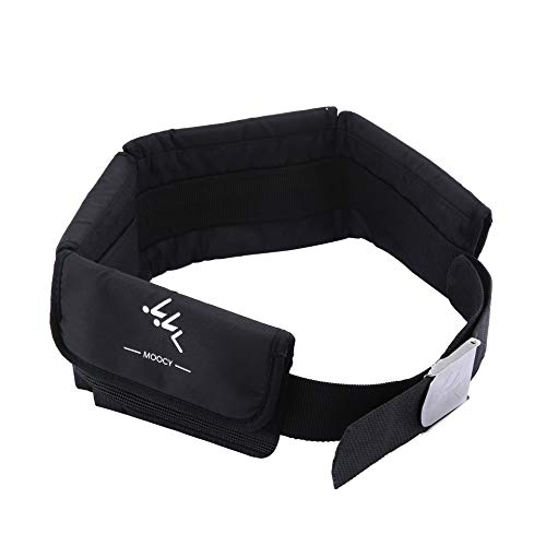 MOOCY 4 Neoprene Pocket Scuba Weight Belt - fit for Waist 32' to 52'