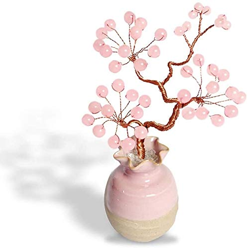 Árbol del dinero bonsai feng shui Árboles de cristal accesorios for el...