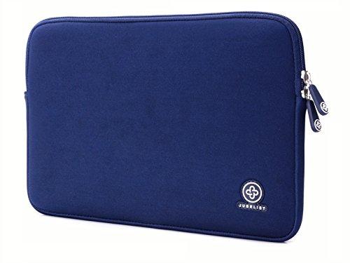 JUBELIST Element Sleeve Tasche Hülle aus Neopren passexakt für das Apple Macbook Pro 13,3