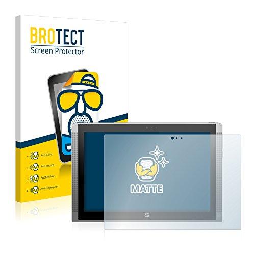 BROTECT 2X Entspiegelungs-Schutzfolie kompatibel mit HP x2 210 G1 Bildschirmschutz-Folie Matt, Anti-Reflex, Anti-Fingerprint