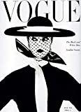 Theissen Vintage Vogue Magazine Cover Art Print Poster Wall