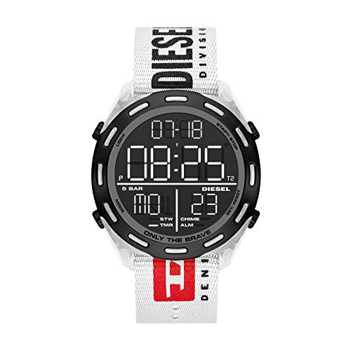 Diesel Crusher Digital Watch