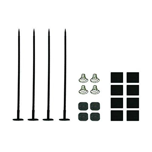 Mishimoto MMFAN-MOUNT Kit de montaje de ventilador...