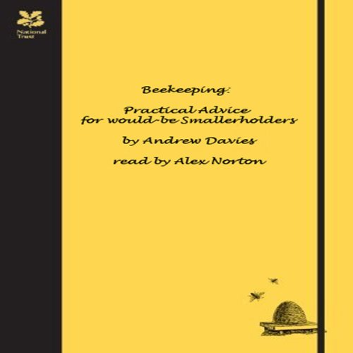 The Wonders of Beekeeping audiobook cover art