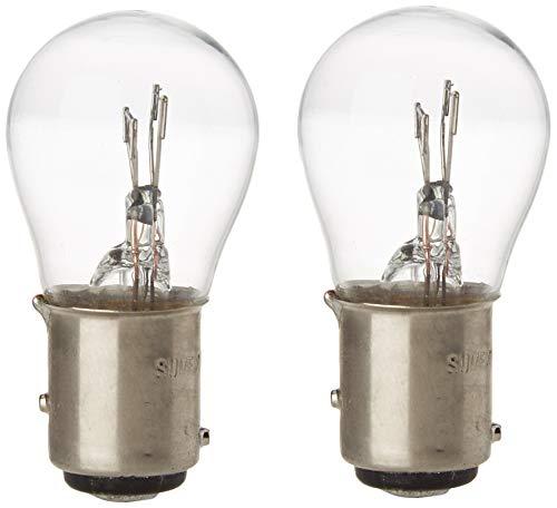 Sumex - 2 Ampoules De Stop 12V 21W /5W 2 Plots Bay15D