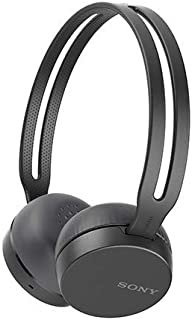Fone de Ouvido OnEar Bluetooth, Sony, Preto, Médio