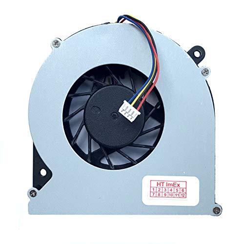 Lüfter/Kühler - Fan kompatibel für HP EliteBook 8460p, 8460w, 8470p, 8470w