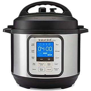 Instant Pot NOVA 3 Pressure Cooker, 3qt, Stainless Steel/Black (B07R6V1MXW) | Amazon price tracker / tracking, Amazon price history charts, Amazon price watches, Amazon price drop alerts