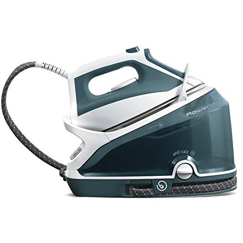 NAHANCO DG5030 Rowenta's Professional Steam Iron Station, High Power Vertical Steam Output, Compact (Pack of 1 Iron)