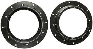 Lautsprecher Einbauset Ringe Adapter für VW T5 165mm Türen vorne