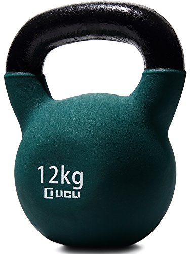 LICLI ケトルベル トレーニング 4kg 8kg 12kg 16kg 20kg ダンベル 筋トレ 器具 【様々なトレーニング方法 ...