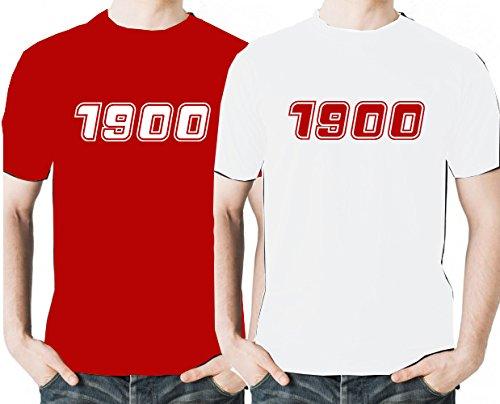Gründungsshirt München Bayern FC 1900 Bayern Ultras T-Shirt Fussball Fan Shirt S-3XL
