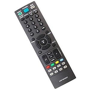 AKB73655802 Ersatz Fernbedienung - VINABTY Fernbedienung für LG TV 42PA4500 26CS460 50PA650T 47LS5600 60PA650T 22LS350S-ZA 22LS351T-ZB 26LS359T-ZC 32CS460S-ZA 42LS340T-ZC 26LS350T-ZA 19LS350T-ZA