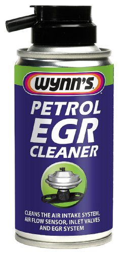 Wynns 29881 Petrol EGR and Air Intake Cleaner, MAF, White, 150ML