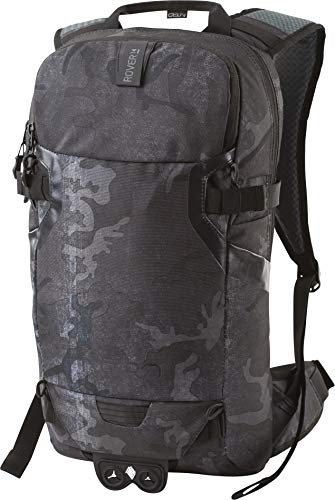 Nitro Snowboards Rucksack, Tourenrucksack, Riderbackpack, Backpack, Forged Camo, 14L