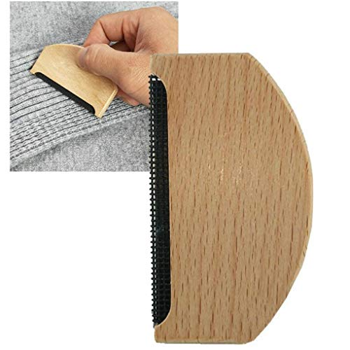 Stoff Kamm Trimmer Home Use Garment Pflege Anti Pilling Roller Tragbare Fusselrasierer Sweater Bürste Hand Holz Einfach zu bedienen