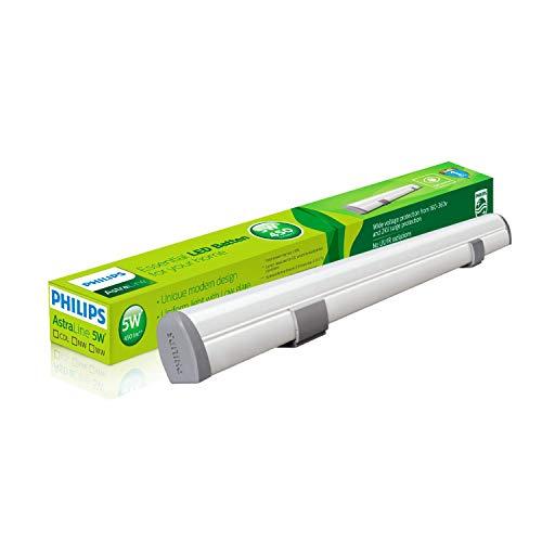 Philips Astra Line 5-Watt 1-Feet LED Tubelight Batten (Cool White)